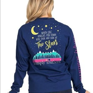 Simply Southern Look at the Stars long sleeve